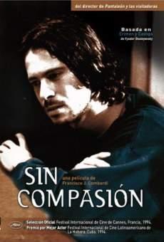 Sin compasión online