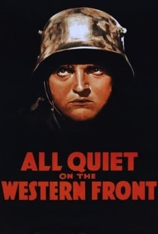 All Quiet on the Western Front on-line gratuito
