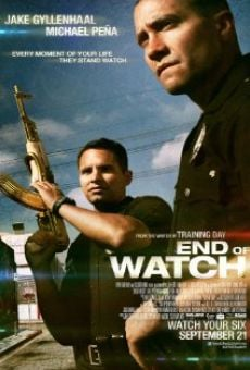 End of Watch online free