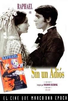Ver película Sin un adiós