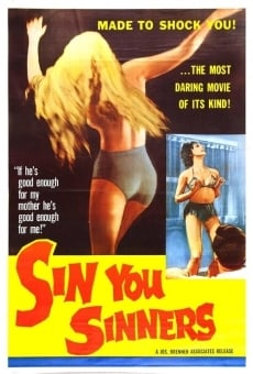 Sin You Sinners online streaming