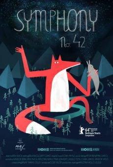 Symphony No. 42 (Symphony nº 42) on-line gratuito
