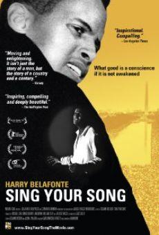 Ver película Sing Your Song