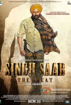 Ver película Singh Saab the Great