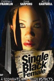 Watch Single Black Female online stream