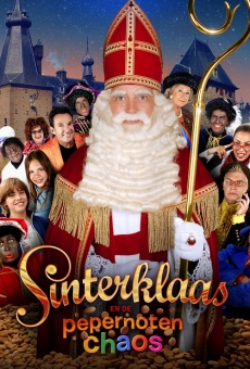 Ver película Sinterklaas en de pepernoten chaos