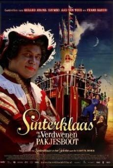 Sinterklaas en de verdwenen pakjesboot gratis