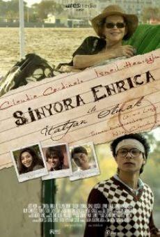 Sinyora Enrica ile Italyan Olmak on-line gratuito