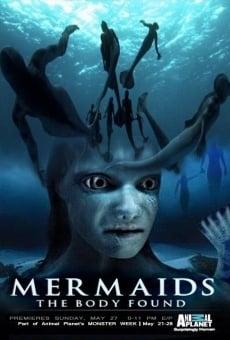 Sirenas: el descubrimento online