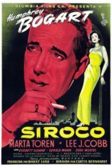 Ver película Siroco
