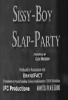 Ver película Sissy-Boy Slap-Happy