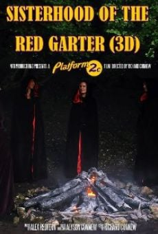 Ver película Sisterhood of the Red Garter (3D)