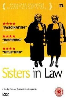 Sisters in Law on-line gratuito