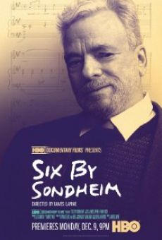 Six by Sondheim on-line gratuito