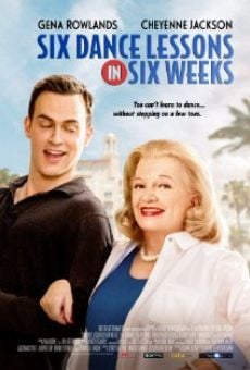 Ver película Six Dance Lessons in Six Weeks