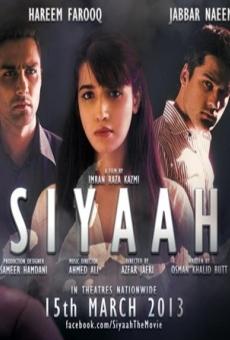 Ver película Siyaah..