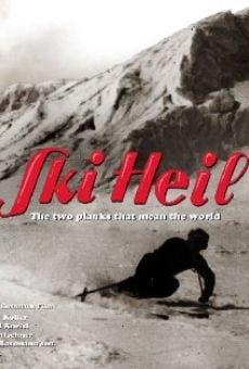 Ski Heil - Die zwei Bretter, die die Welt bedeuten en ligne gratuit