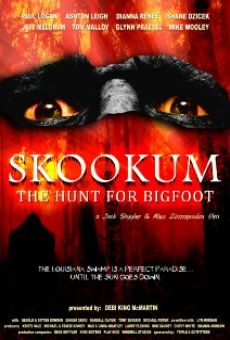 Ver película Skookum: The Hunt for Bigfoot