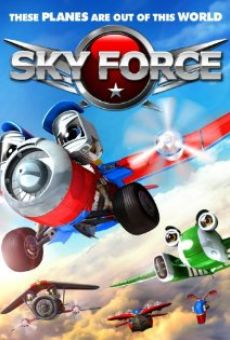 Watch Sky Force 3D online stream