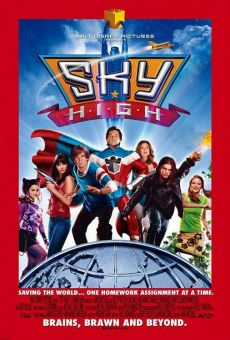Sky High, escuela de altos vuelos gratis