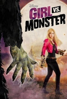 Girl Vs. Monster on-line gratuito