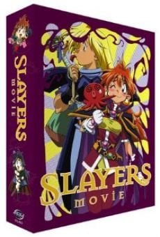 Película: Slayers Great