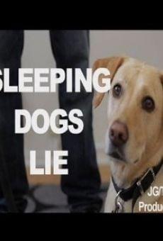 Sleeping Dogs Lie en ligne gratuit