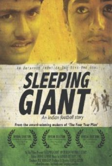 Película: Sleeping Giant: An Indian Football Story