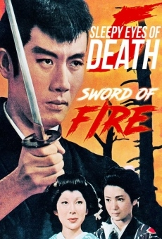 Ver película Sleepy Eyes of Death 5: Sword of Fire