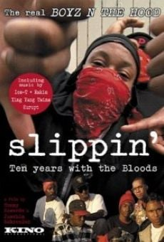 Slippin': Ten Years with the Bloods en ligne gratuit