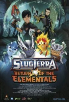 Película: Slugterra: Return of the Elementals