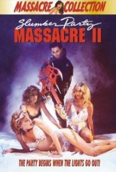 Slumber Party Massacre II on-line gratuito