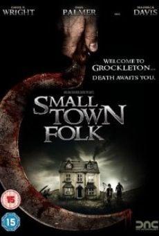 Ver película Small Town Folk