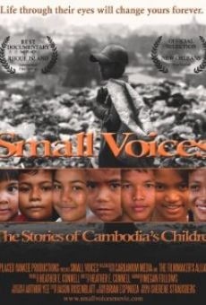 Ver película Small Voices: The Stories of Cambodia's Children