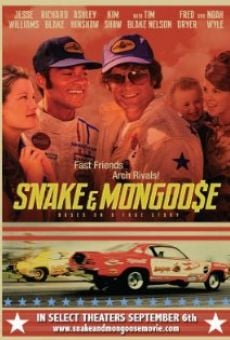 Snake and Mongoose online