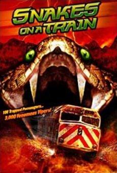Ver película Snakes on a Train