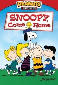 Snoopy, Come Home online free