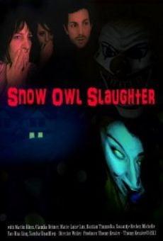 Watch Snow Owl Slaughter online stream