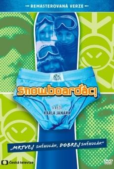 Ver película Snowboaráci
