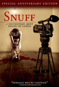 Snuff: A Documentary About Killing on Camera on-line gratuito