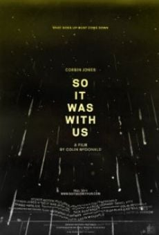 Watch So It Was with Us online stream