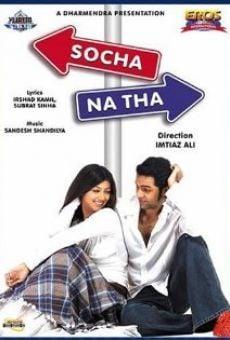 Socha Na Tha Online Free