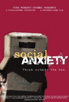 Social Anxiety online streaming