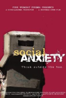 Social Anxiety on-line gratuito