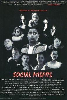 Ver película Inadaptados sociales