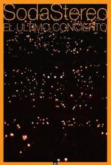 Ver película Soda Stereo: El último concierto
