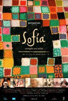 Sofía cumple 100 años online