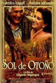 Ver película Sol de otoño