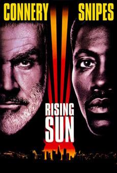 Ver película Sol naciente