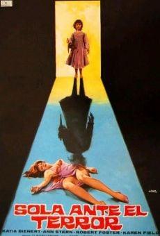 Película: Sola ante el terror